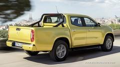 La Mercedes classe X affirme le besoin de diesel