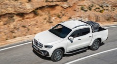 Mercedes Classe X : le pick-up premium