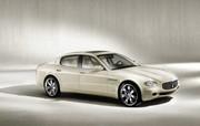 Maserati Quattroporte Collezione Cento : l'exclusivité comme mot d'ordre