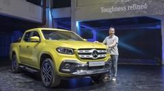 Mercedes Classe X (2017) : nos premières impressions à bord