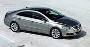 """Volkswagen Passat CC : un """"Coupé Confort"""" est né"""