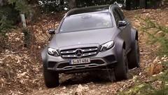 Mercedes Classe E All-Terrain² : un break qui n'a peur de rien