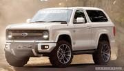 Ford Bronco : retour d'un mythe