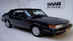 Marche arrière : La Saab 900 S cabriolet