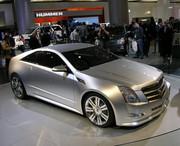 Cadillac CTS Coupé Concept : La surprise de GM