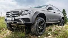 Mercedes : une Classe E All-Terrain « au carré »