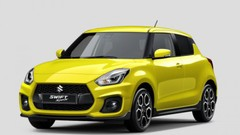 Suzuki Swift Sport 3 : une première photo