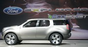 Ford Explorer America Concept : Digne successeur