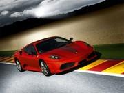Ferrari F430 Scuderia : Echappée du harras !
