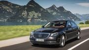 Essai Mercedes Classe S 450 4Matic : Coup de frais