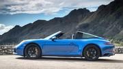 Essai Porsche 911 Targa 4 GTS 2017 : En 911 Targa GTS, quand l'art est l'expression de la sensation !
