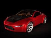 Mitsubishi Concept RA : belle, sportive et... au mazout !