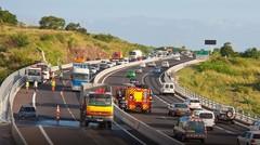 Autoroute : toujours plus d'accidents mettant en danger les agents autoroutiers