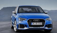 Nouvelle Audi RS3 (2017) : à partir de 61 500 €