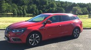 Essai Renault Mégane 4 Estate dCi 110 : second couteau, mais fine lame