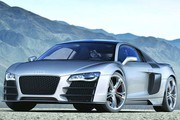 Une Audi R8 TDi sur la route ?