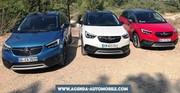 Essai Crossland X : le premier enfant du couple « Merkel-Opel – Macron-Peugeot » est prometteur