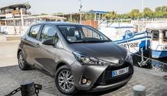 Essai Toyota Yaris 1.5 : intérêt limité