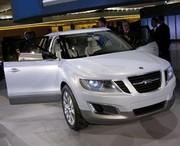 Saab Biopower 9-4X Biopower Concept : Le crossover de la renaissance