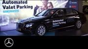 Un parking automatique signé Daimler