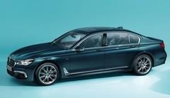 BMW Série 7 : une série spéciale pour les 40 ans