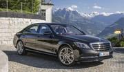 Essai Mercedes Classe S 400 d (2017) : Elle fait sauter la banque !