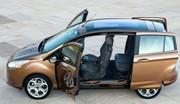 Ford B-Max : arrêt de la production