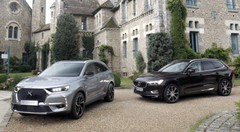 Essai DS7 Crossback vs Volvo XC60 (2017) : premier match en vidéo