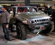 Hummer HX Concept : Le Hummer des jeunes