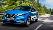Essai Nissan Qashqai restylé : une refonte de surface