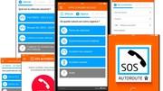 L'application SOS Autoroute sonne le glas des bornes d'appel