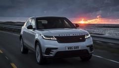 Range Rover Velar 2017 : système métrique