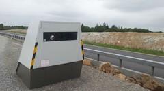 Radars automatiques : le nombre de PV s'envole, le top 10 des cabines qui flashent le plus