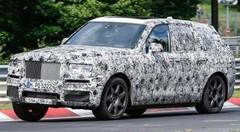 La Rolls-Royce Cullinan encore surprise !