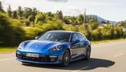 Essai Porsche Panamera Turbo Sport Turismo : break de classe