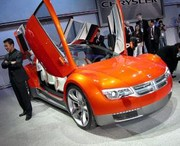 Dodge Zeo Concept : Grand Tourisme électrique