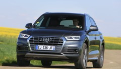 Essai Audi Q5 TDI 190 ch : Gestion patrimoniale