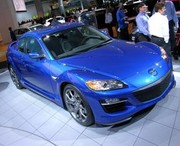 Mazda RX-8 : Plus macho