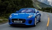Essai Jaguar F-Type 4 cylindres : Less is more ?