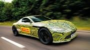 Nouvelle Aston Martin Vantage : bientôt prête