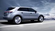 Saab 9-4x BioPower Concept : le petit SUV qui vient du froid !