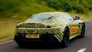 Aston Martin Vantage : Votre carrosse est avancé, Monsieur Bond