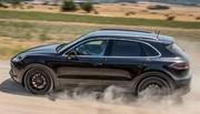 Porsche Cayenne (2018) : Premières photos avant le salon de Francfort