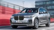 BMW : un Concept X7 à hydrogène à Francfort ?