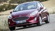 Essai Ford Fiesta 7 (2017) : La plus techno des citadines