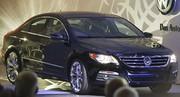 Volkswagen Passat CC : Un sénateur à Détroit