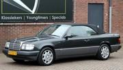 Marche arrière : La Mercedes 300 CE 24 soupapes Cabriolet