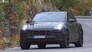 Futur Porsche Macan : début 2018
