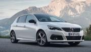 Essai Peugeot 308 GT Line 1.2L 130 ch (2017 - ) : Esprit GTI