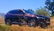Essai SUV familial Volvo XC60 2017